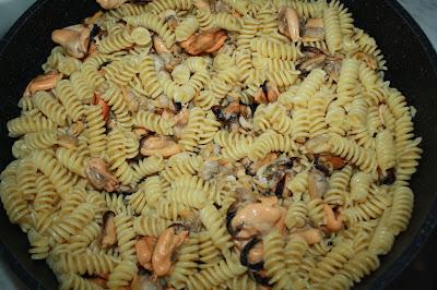 ricetta pasta fredda frutti di mare