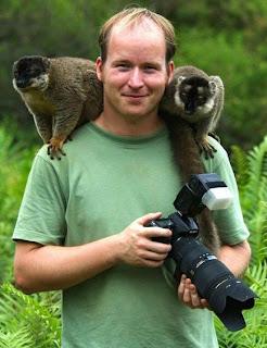 fotografer lemur