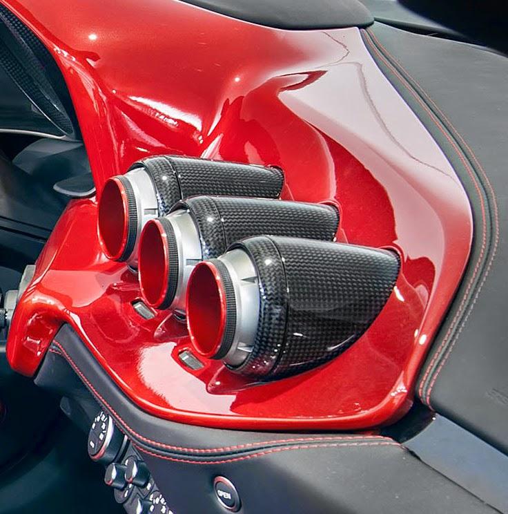 2015 Ferrari F60 America High Speed Engine Price And Features