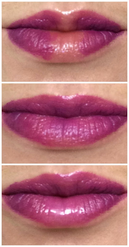 easy ombre lips, how to ombre lips