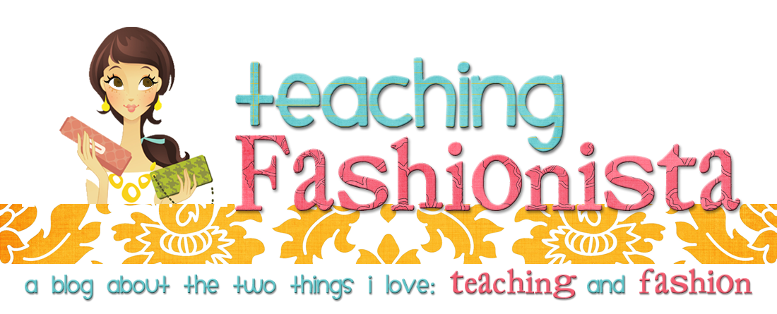 Teaching Fashionista