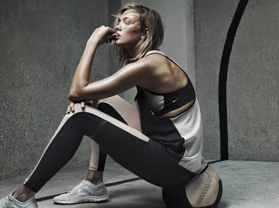 Nike e Pedro Lourenço coleção fitness leggings regata