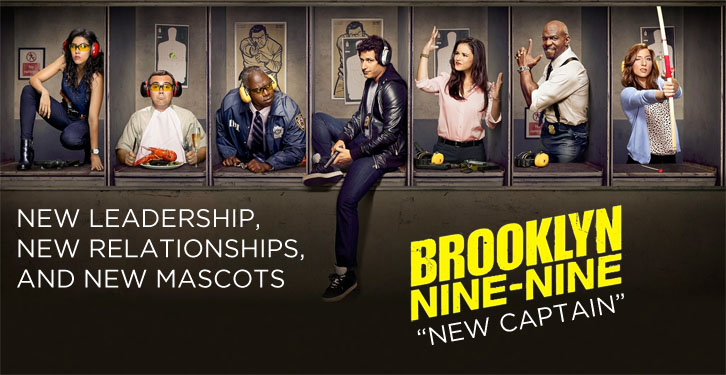Brooklyn Nine-Nine - New Captain - Review