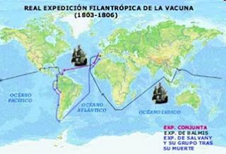 real+expedición+filantrópica+vacuna+viruela