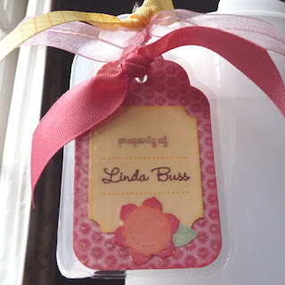 Property of Tag for Hostess Gift