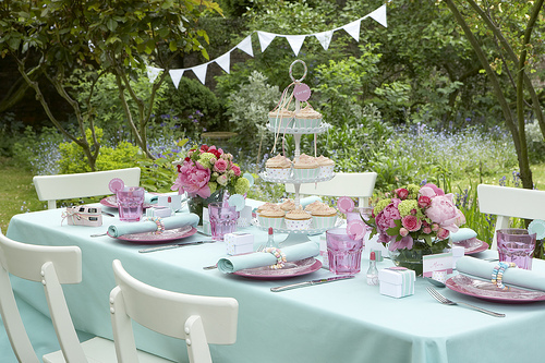 design or breakfast garden party ideas