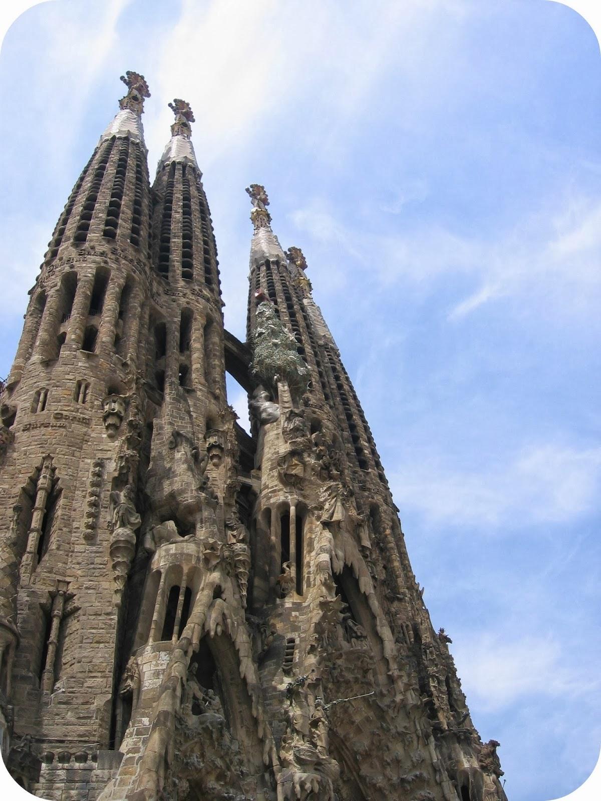 Sagrada Familia Barcelona from RGBStock