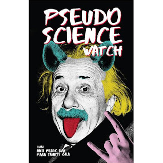 Buku mesti baca ni mengenai sains palsu