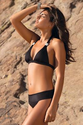 Alyssa Miller in Ay Yildiz sexy bikini photoshoot