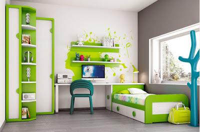 Diseño de habitación minimalista