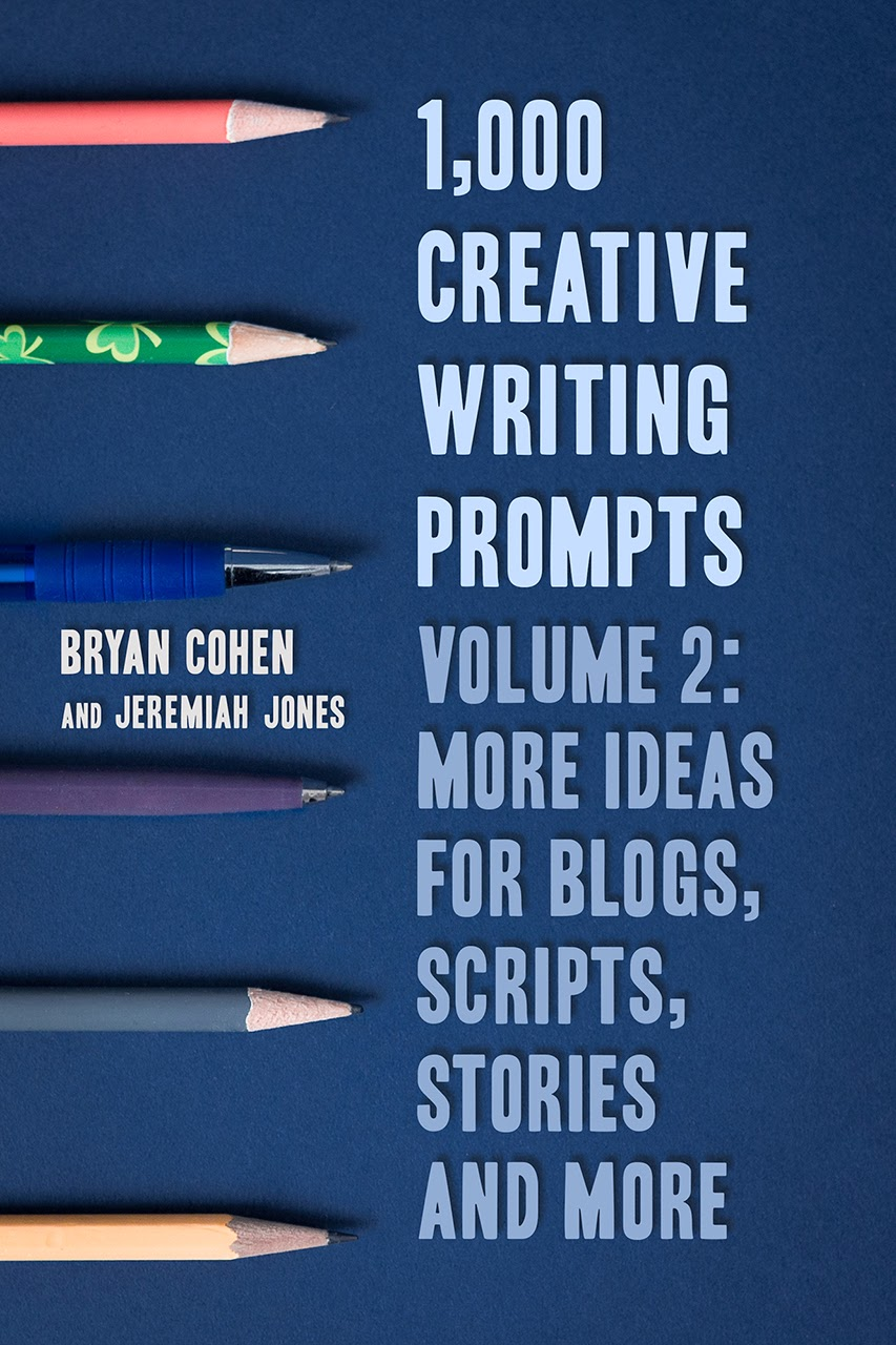 creative story writing prompts