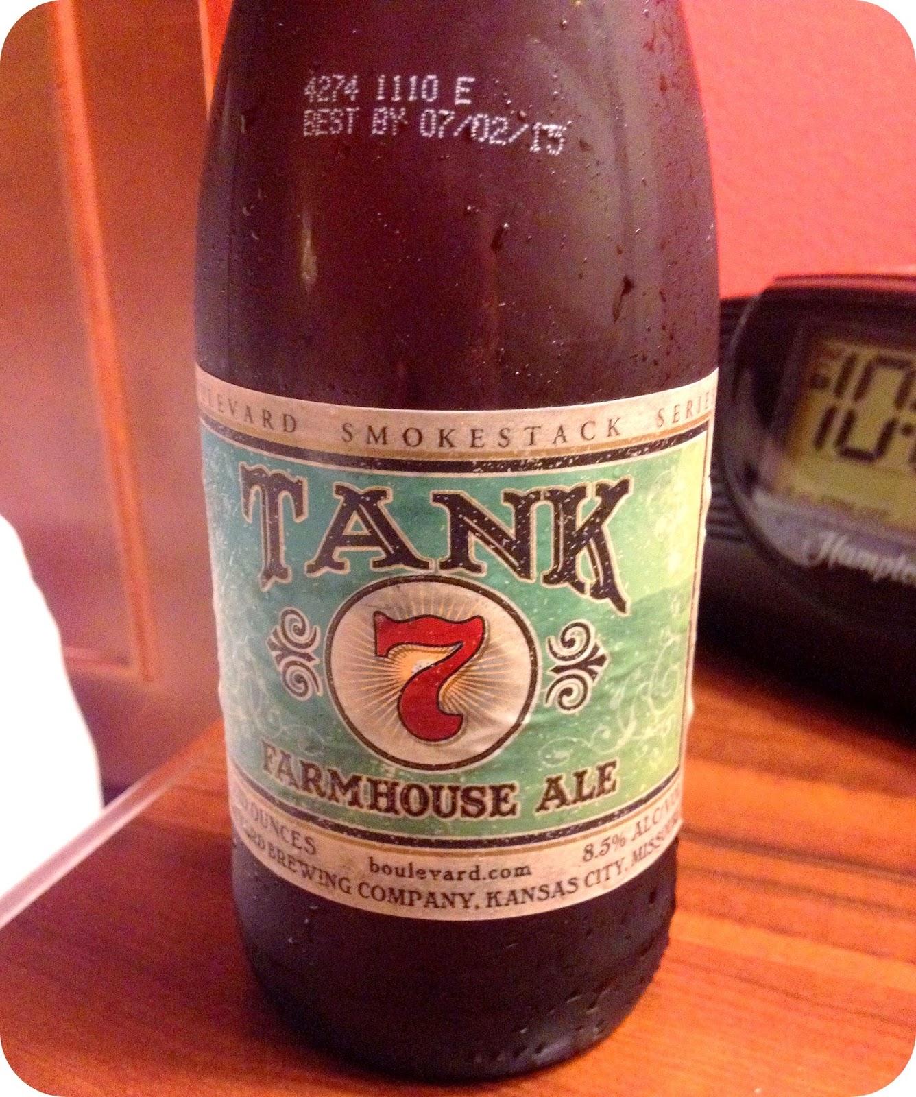 Bubba s Beer Blog 289 Boulevard Brewing pany Tank 7 Farmhouse Ale