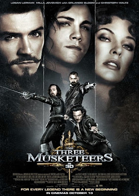Movie Review The Three Musketeers (2011) Subtitle Film