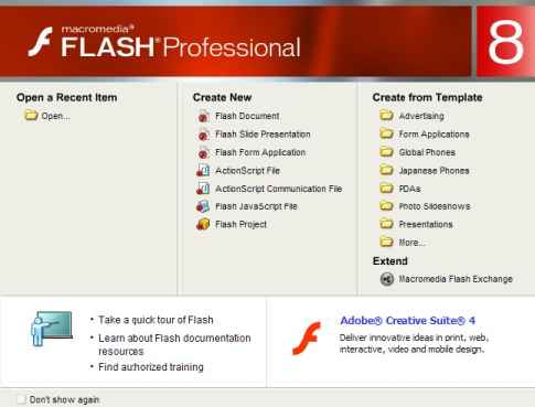 Macromedia Flash Professional Full Keygen