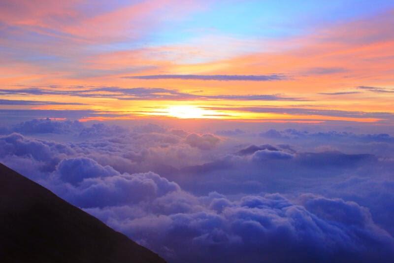 Gunung Kerinci - Jambi
