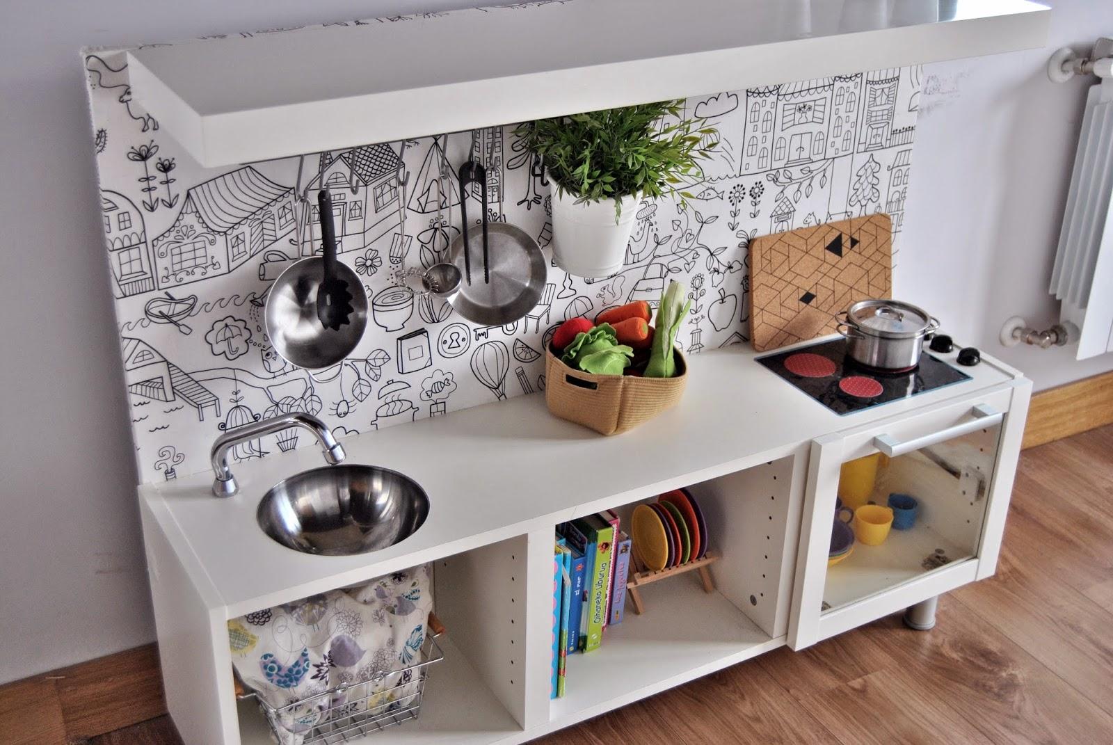 Mi mundo me mola mi cocina de juguete for Planos para hacer una cocina de juguete