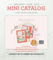 New Jan - June Mini Catalog