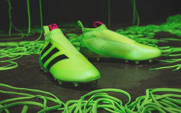 Despite being seen in La Liga, no Premier League player has worn the boots yet. (Picture: adidas)