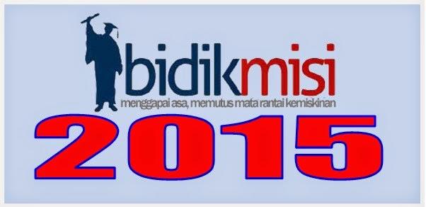 Info bidikmisi 2015