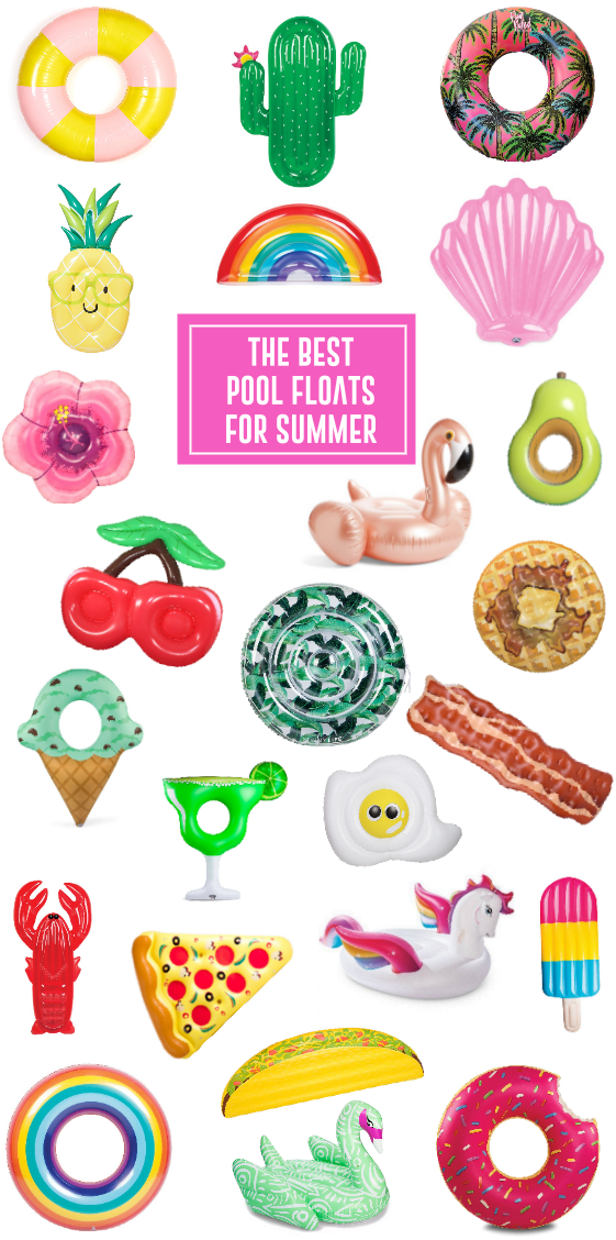BEST-POOL-FLOATS-FOR-SUMMER-CACTUS-TACO-DONUT-FLAMINGO-PINEAPPLE-PALM-RAINBOW-INFLATABLE