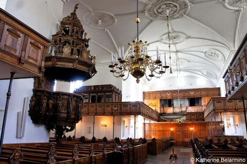 Holmens Kirke Copenhagen Denmark