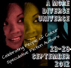 A More Diverse Universe Logo