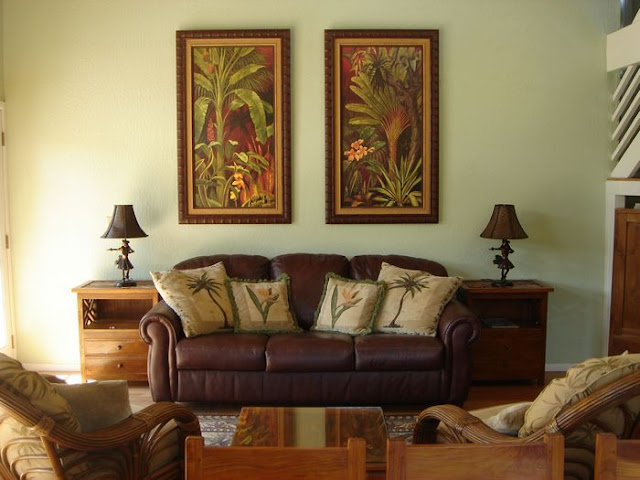 Hawaiian Bedroom Decor