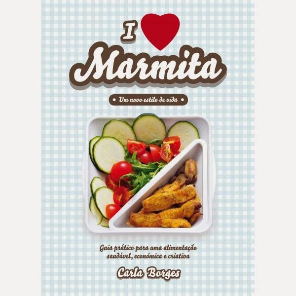 As marmitas em livro: