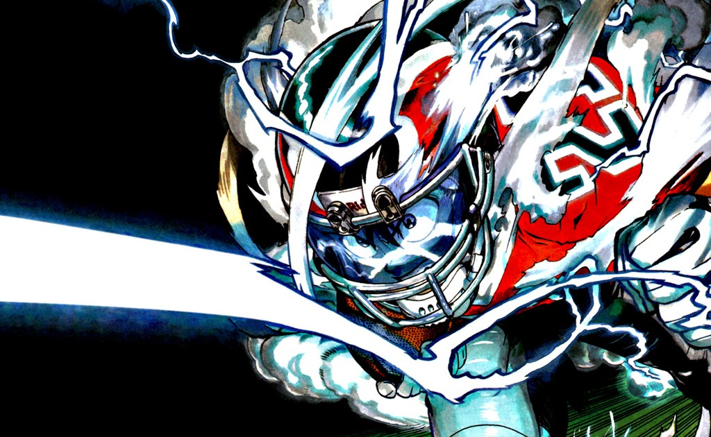 wallpaper: Wallpaper Eyeshield 21 Hiruma