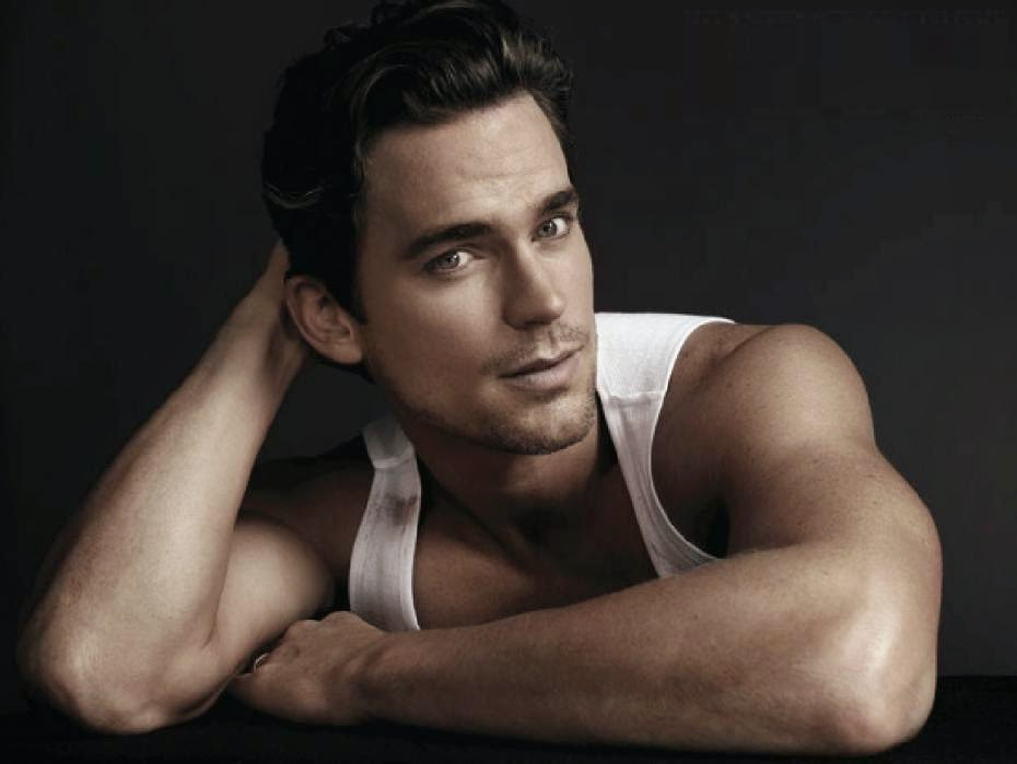 American Actor Matt Bomer Shirtless Images