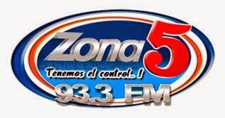 Radio Zona5 93.3 FM Chiclayo