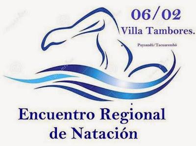 Natación - Encuentro regional en Tambores (TAC/PAY - 06/feb/2015)
