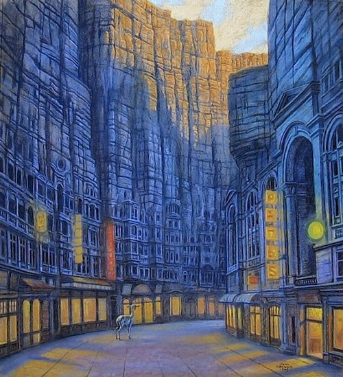 27-Canyon-Street-Marcin-Kołpanowicz-Painting-Architecture-in-Surreal-Worlds-www-designstack-co