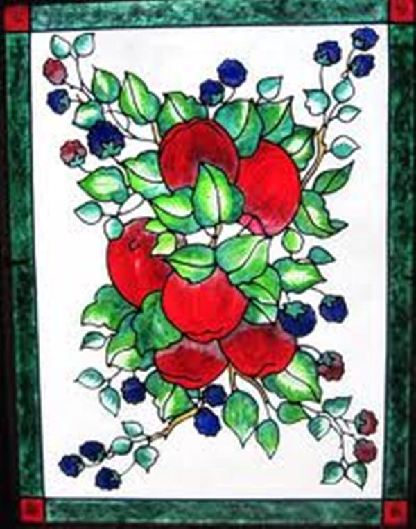 Glass Painting Designs And Style - Dream House