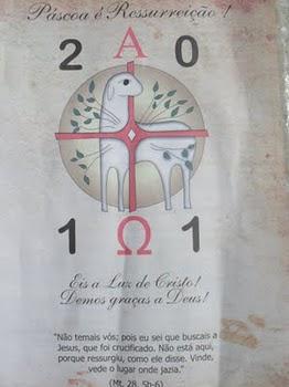 PÁSCOA É RESSURREIÇÃO!