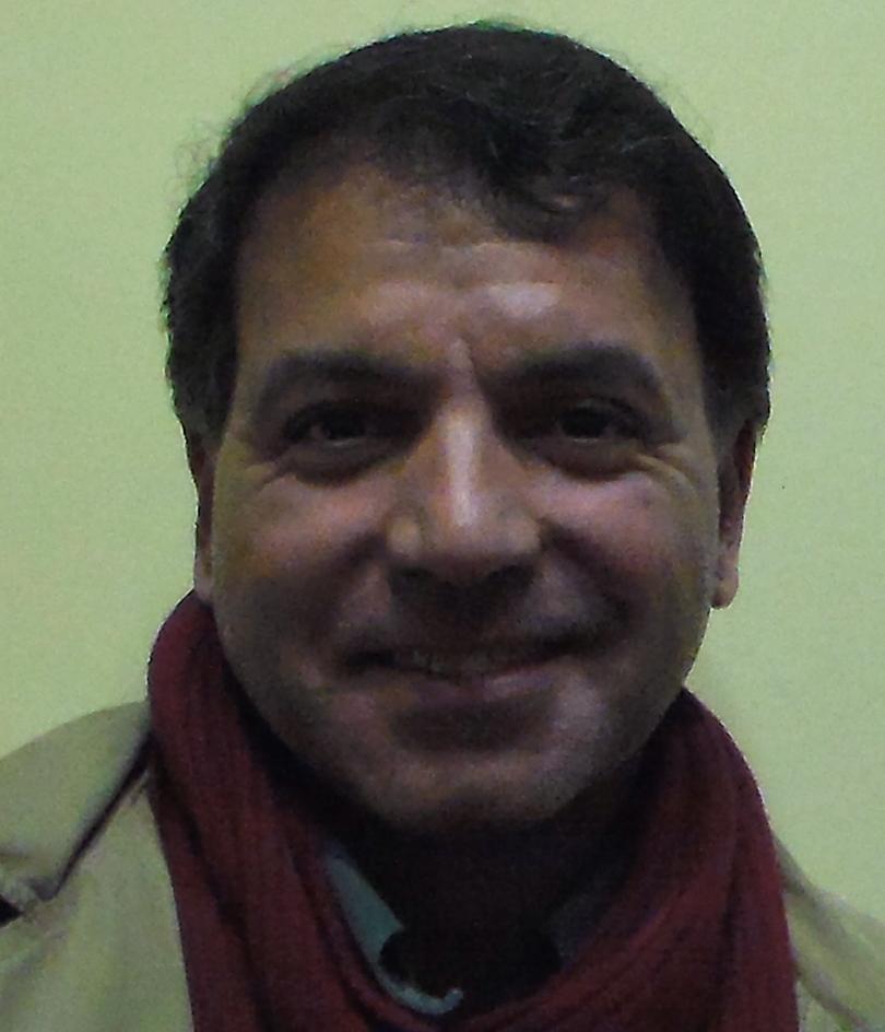 Jorge Coccoli Integrante de Escritores Creativos Castillo Pittamiglio 2016