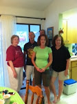 """Fox Children"" at Mom&#39;s 80th Birthday Party 6/24/2012"
