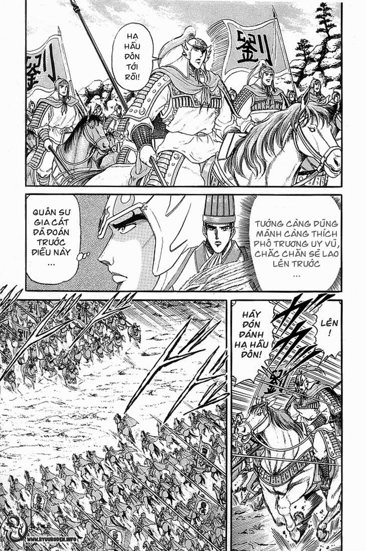 Chú Bé Rồng - Ryuuroden chap 8 - Trang 9