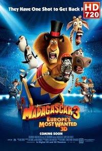 Madagascar 3: de marcha por Europa Online