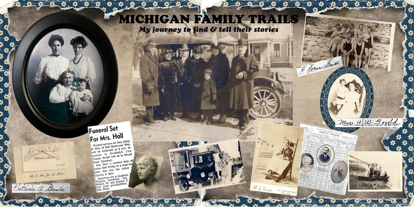 MICHIGAN FAMILY TRAILS