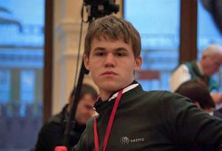 Echecs à Astana : le Norvégien et n°1 au Elo mondial Magnus Carlsen
