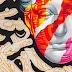 El mural de Versace por Tristan Eaton