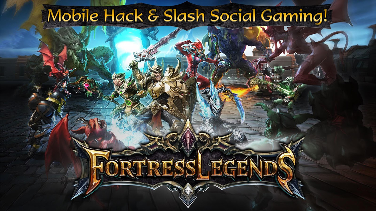 Fortress Legends Gameplay IOS / Android