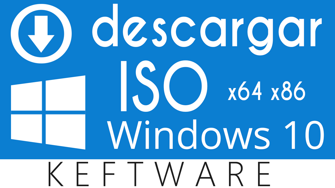 descargar windows 10 pro iso original 32 y 64 bits