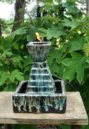 Bird Brain Fire Fountain3