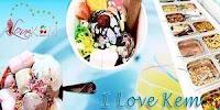 I Love Kem - Kem tự chọn ngọt đến tận tim, ẩm thực, món ngon sài gòn, điểm ăn uống, diemanuong365