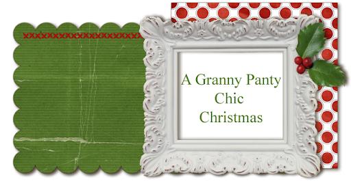 Granny Panty Chic