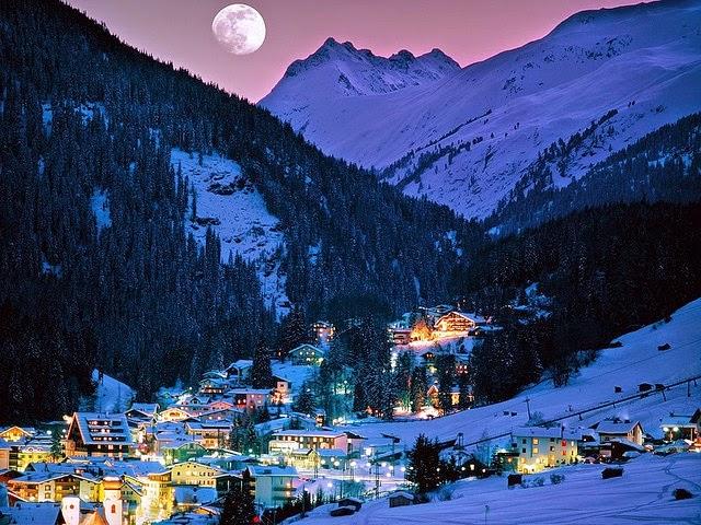 St Anton am Arlberg,Austria: