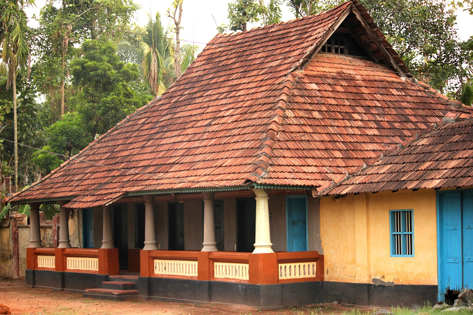 kerala2dolist: A classical kerala tharavadu (ancestral home), from ...