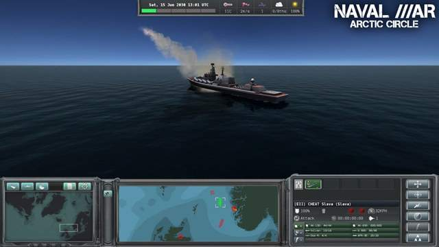 Naval War Arctic Circle PC Full Español